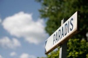 Vers le paradis