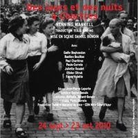 Théâtre National de Nice (T.N.N.) Mise en bouche pour la saison 2012/2013