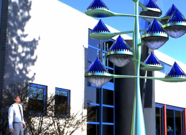 Coolspin Le panneau solaire dernière génération