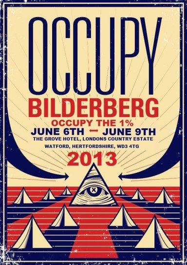 Occupy Bilderberg 2013
