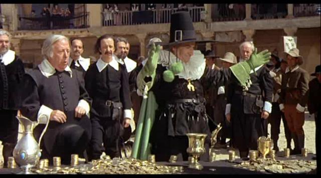 Les pauvres c'est fait pour êtres très pauvres et les riches très riches - Don Salluste