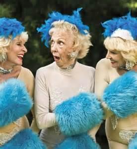 Blue mamy's girls
