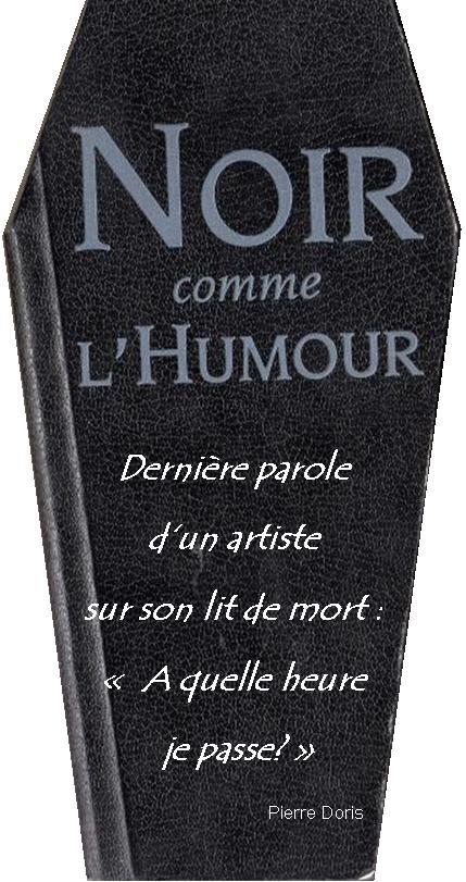 Humour Noir 1