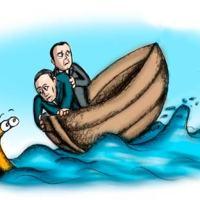 """Une certaine """"Marine nationale"""" s'apprête à saborder le navire """"France"""", avec notre aide!!"""