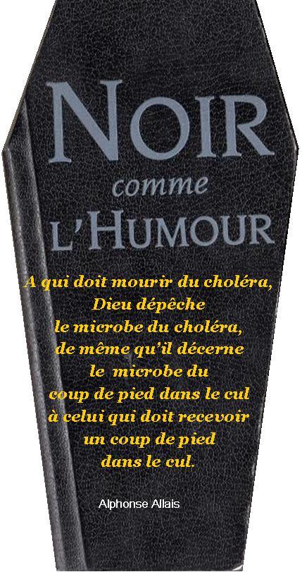 Humour Noir 4