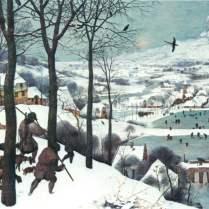 Brueghel l'Ancien - Chasseurs dans la neige