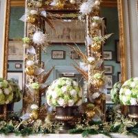 >>Chenonceau décorations de Noël 2014