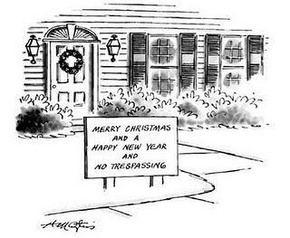 Défaut d'esprit de Noël