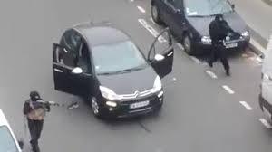 Charlie Hebdo Attentat 1 - les 2 terroristes