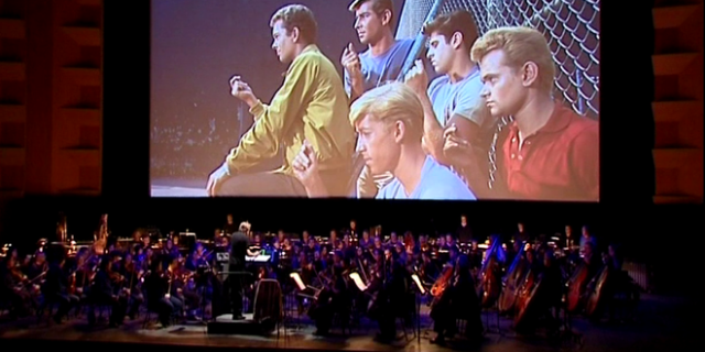 West Side Story Film concert