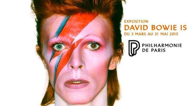David Bowie is - Expo Philharmonie de Paris