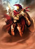 Le Dieu Mars-Arès