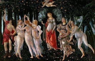 Le Printemps - Sandro Botticelli
