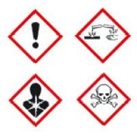 #Conso : Symboles de danger - Changement de pictogrammes /UFC Que Choisir