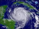 Cyclone Birman satellite