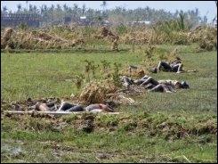 Cyclone Birmanie