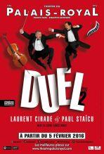 Duel opus 2, affiche