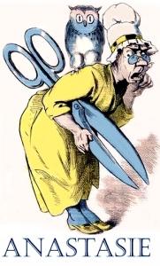 Anastasie et ses ciseaux
