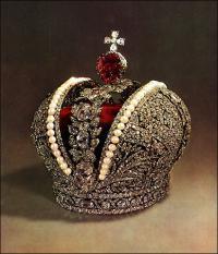 Couronne impériale Russe