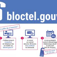 BLOCTEL  est ouvert !  La liste d'opposition au démarchage téléphonique ; vous pouvez vous y inscrire dès maintenant!