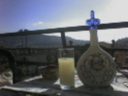 Pastis terrasse