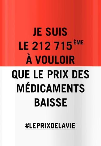 Petition médecins du monde pour baisse prix médicaments